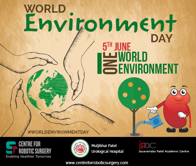 World Environment Day 2015 Robotic Surgery In India Best